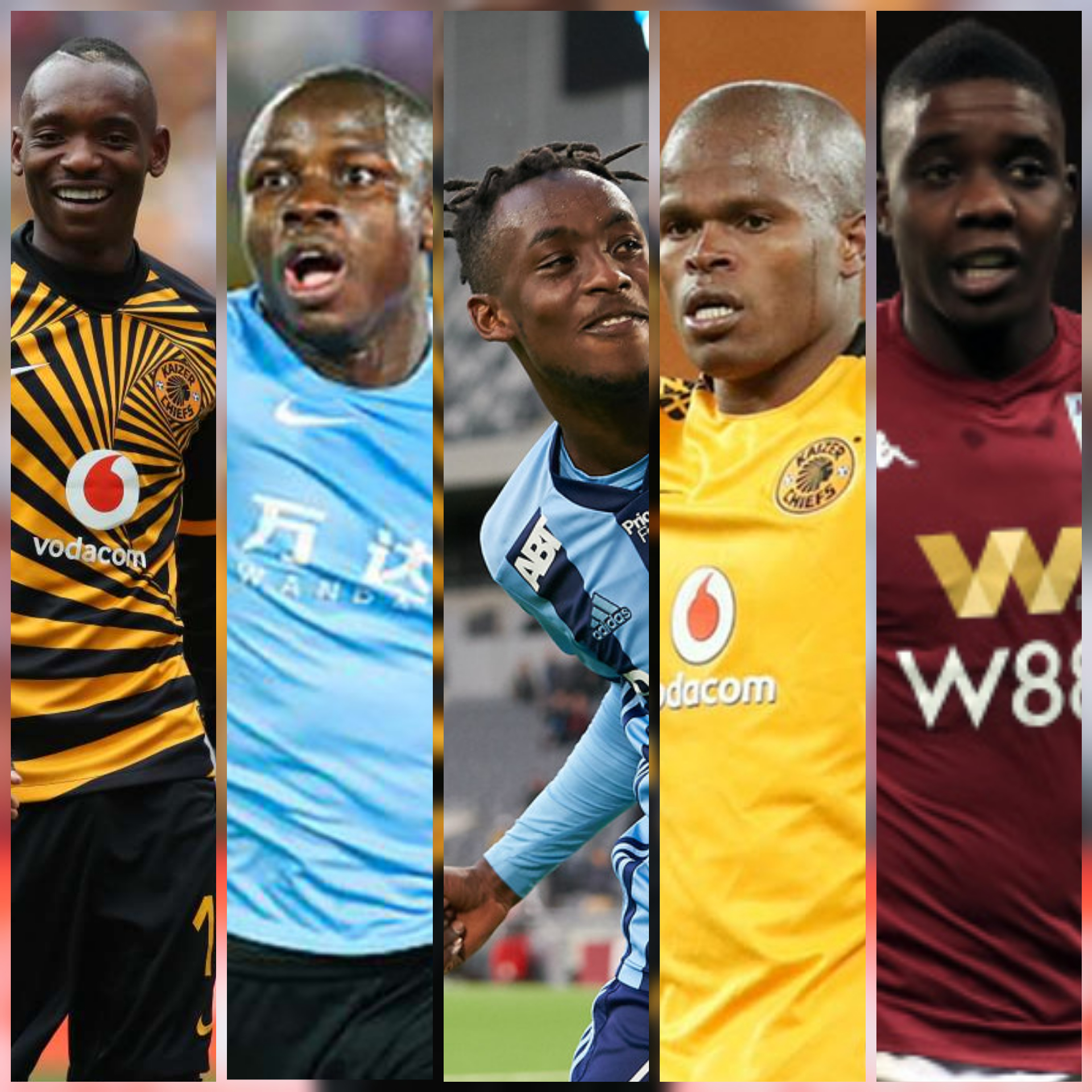 Zimbabwean Top 5 Highest Paid Footballers