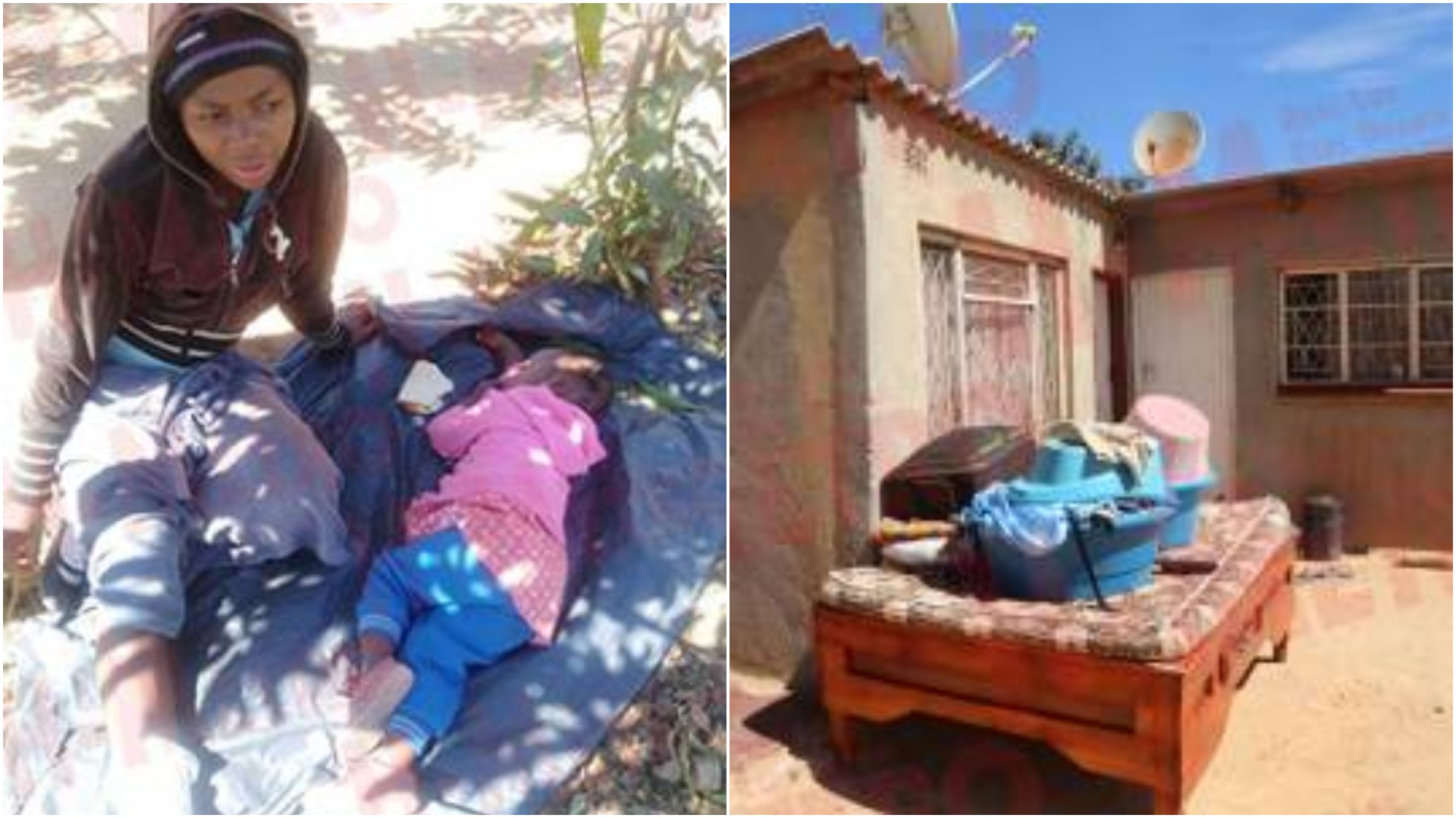 Wife Dumped At Madzibaba's