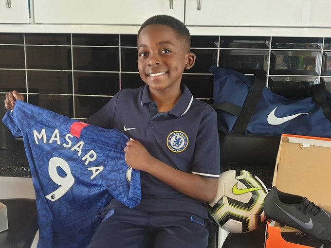 Josh Masara Signs For Chelsea