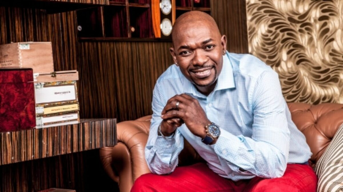 Menzi Ngubane fired from The Queen
