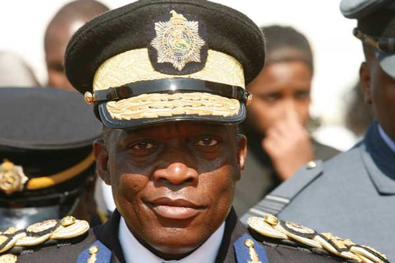 Former Police Boss Chihuri Cries Foul Over Wealth