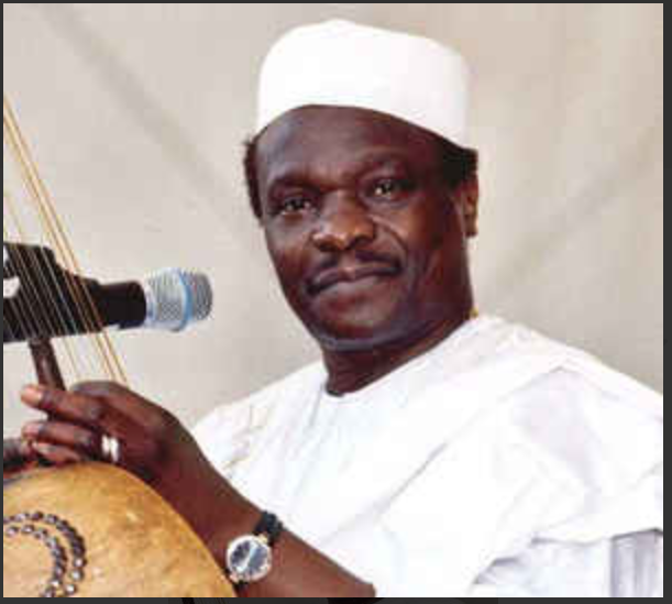 Acclaimed African Singer Mory Kanté