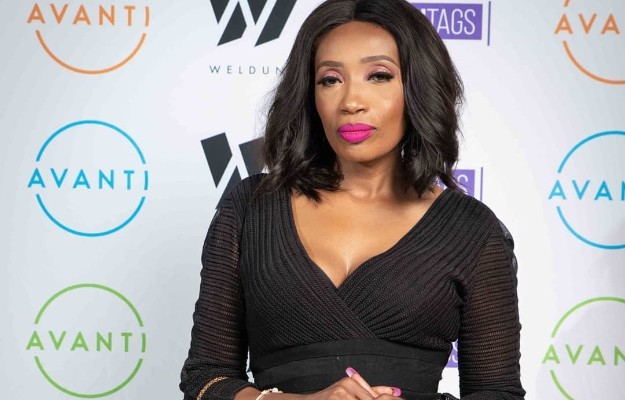 Sophie Ndaba hospitalised