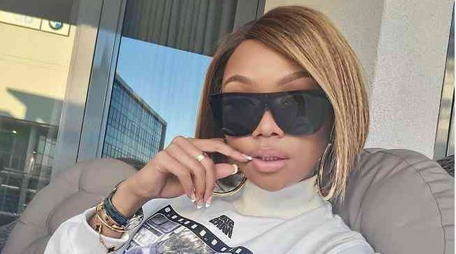 Bonang Matheba political party