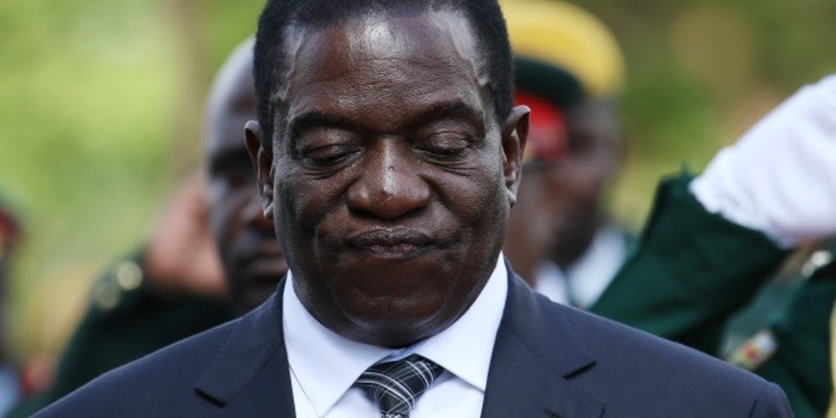 """Mnangagwa Calls For An End To """"Catch-And-Release Syndrome"""""""