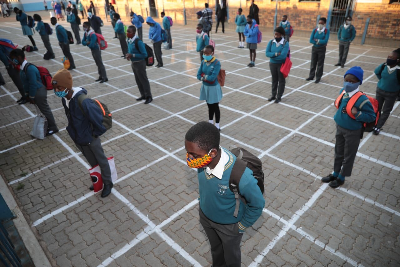#SchoolsReopening...Mzansi Twitter Share Experiences And ...