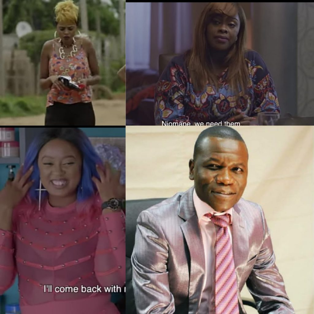 Worst Dressed SA soapie Characters