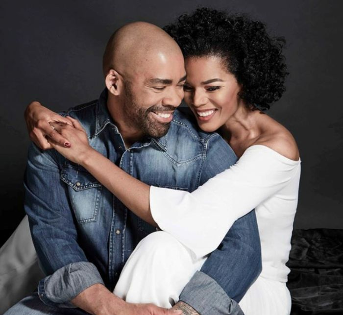 Shona and Connie Ferguson Were Told They Couldn't Have Children