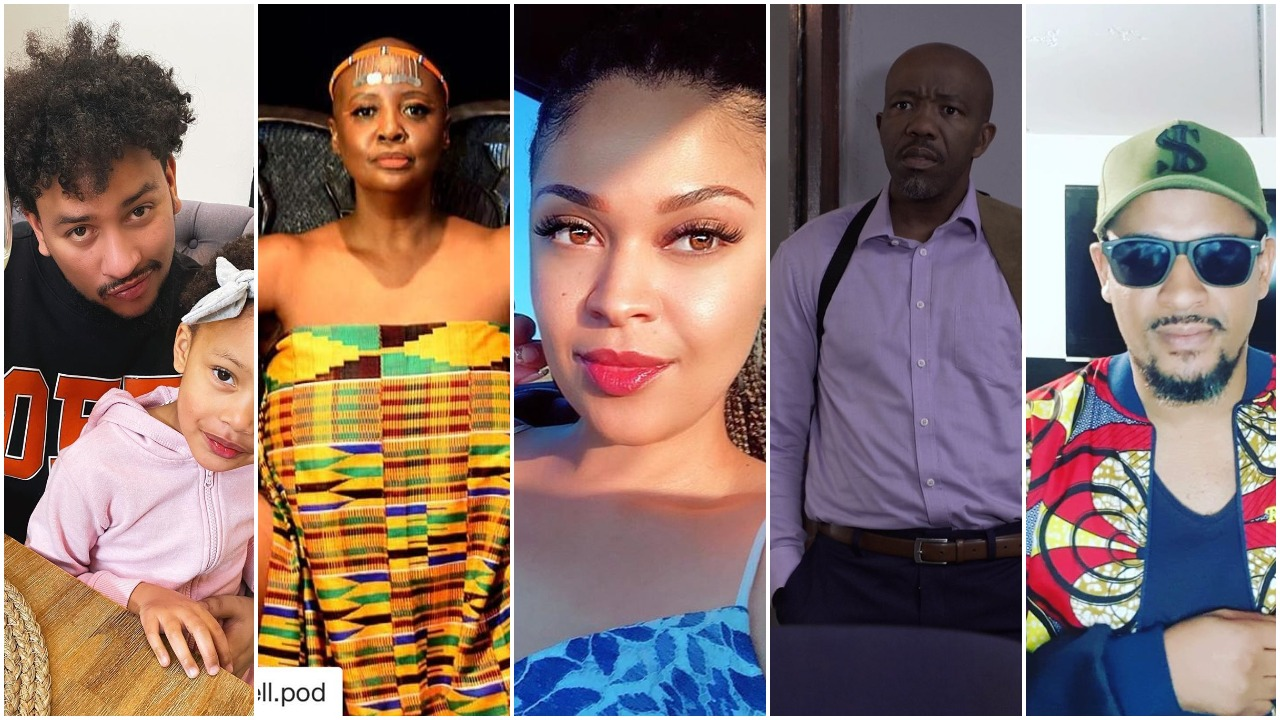 7 South African Celebrities Who Have Tested Positive