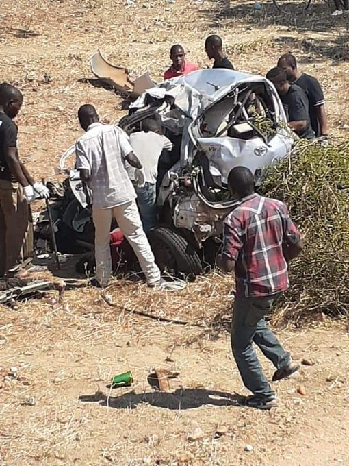 Malawi Vice President Involved In Fatal Accident