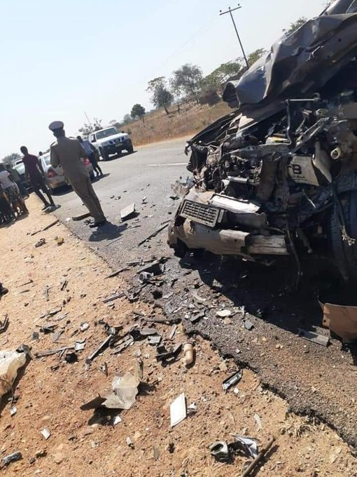 Malawi Vice President Survives Fatal Accident