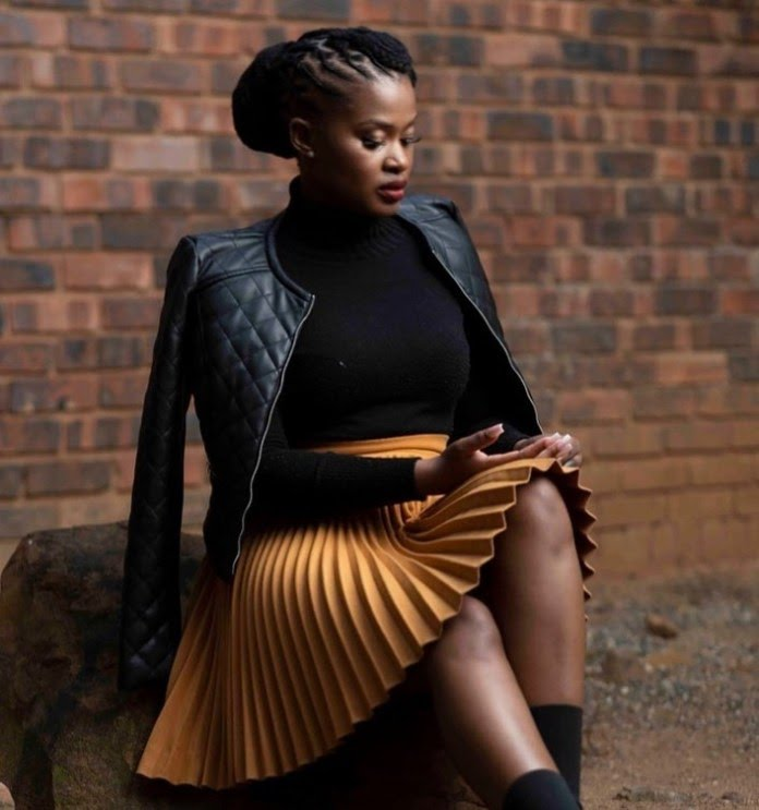 Zenande Mfenyana Defends The Fergusons