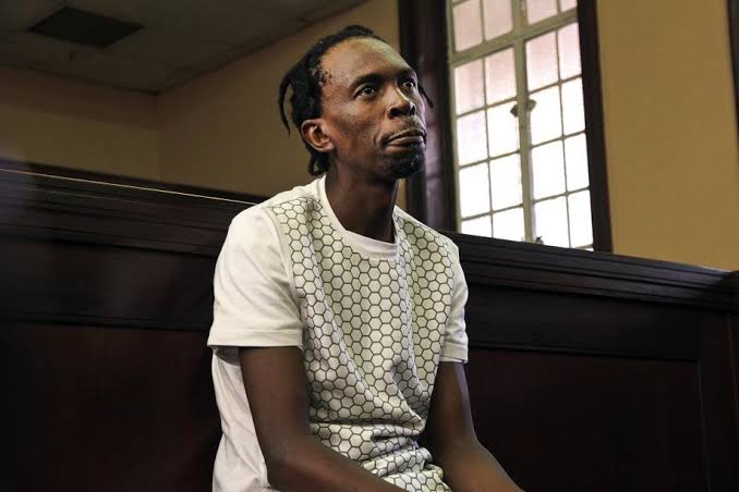 Pitch Black Afro Found Guilty