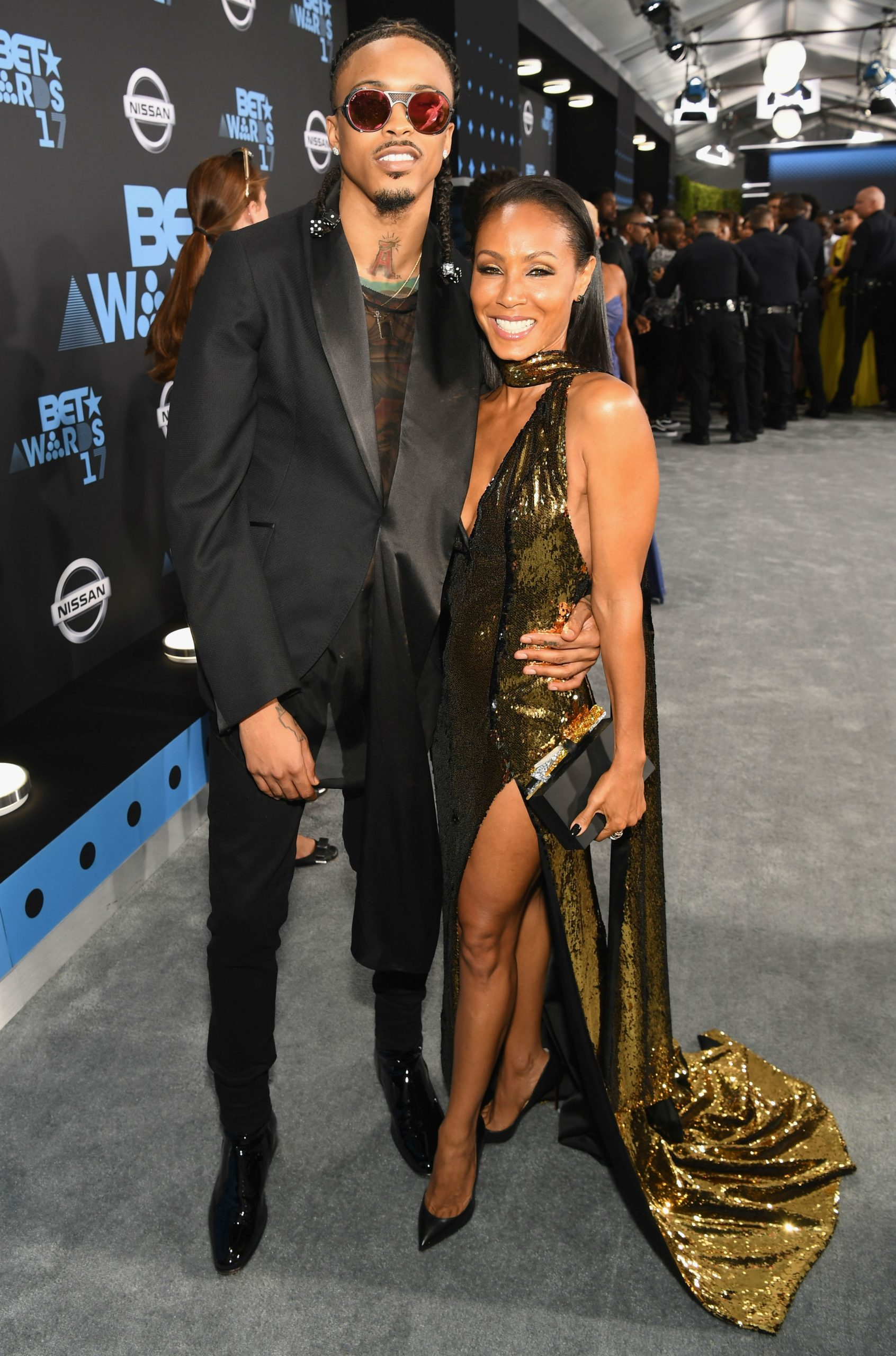 August Aslina Reveals His Secret Love Triangle With Will And Jada Pinkett Smith