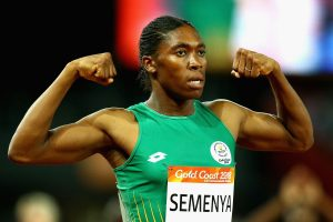 Caster Semenya's Heavily Pregnant Wife Share Pictures