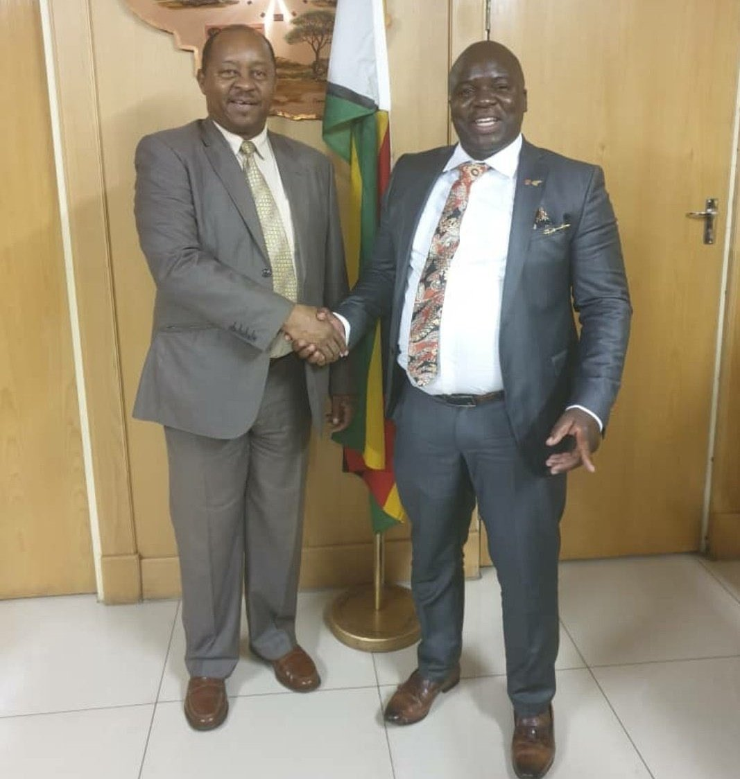 Zimbabwe Denies Issuing Delish Nguwaya Diplomatic Passport