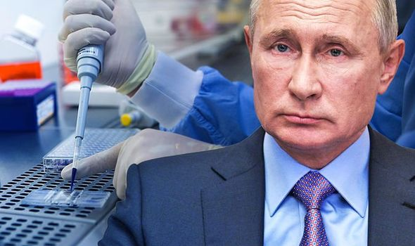 Russia accused of hacking UK, US and Canada covid-19 vaccine trials