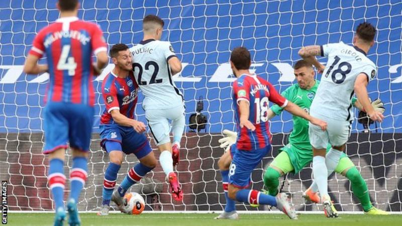 WATCH | Highlights: Crystal Palace 2-3 Chelsea| Blues Now 3rd Following Five Goal Thriller - iharare.com