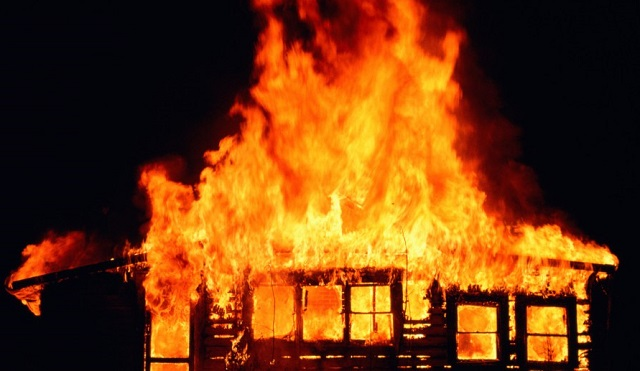 Jilted Man Burns Widow's Home After Son Impregnates His Wife