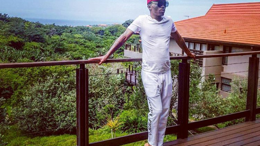 Morning View From The Top Of Somizi S Mansion