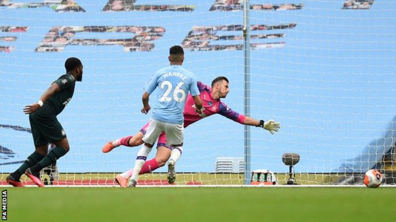 Mahrez hails Man City goalscoring power