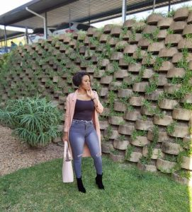 Meet Thenjiwe Mpanza - The Woman Who Grabbed Zodwa Wabantu's Ex-Boyfriend