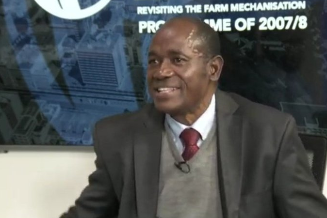 Gideon Gono Grilling Sends Social Media Into Frenzy