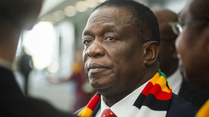 Angry War Veterans Sue Mnangagwa Over Compensation Deal