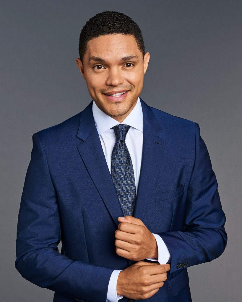 Trevor Noah's New Girlfriend