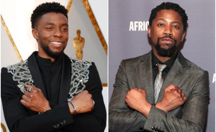 Atandwa, Chadwick's Look-Alike And Black Panther Actor Gets A 'Hazy' Tattoo.