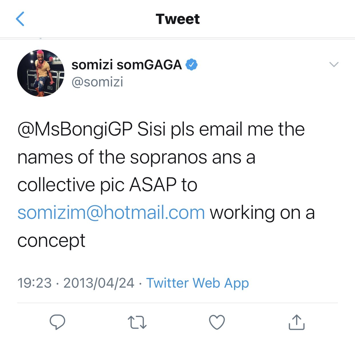 Somgaga On Not Using Email For 5 Years4
