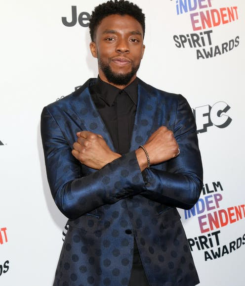 Why Black Panther Star Chadwick Boseman