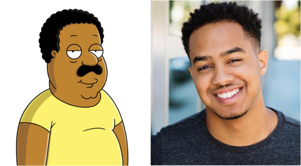'Family Guy' casts YouTube star as Cleveland's new voice