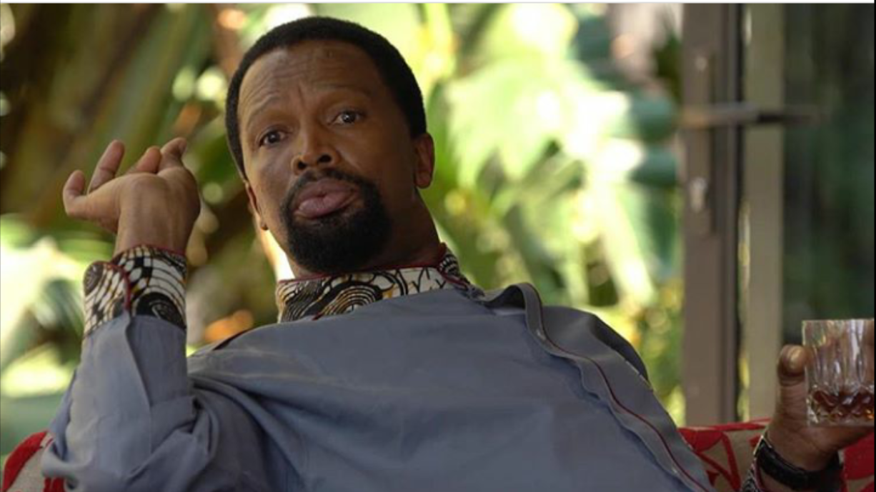 Kgosi Returns To The Queen