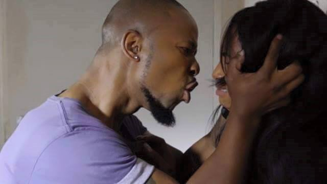 WATCH : The Queen's Shaka (SK Khoza) Shoots His Lover Thando (Jessica Nkosi) By Mistake - iharare.com