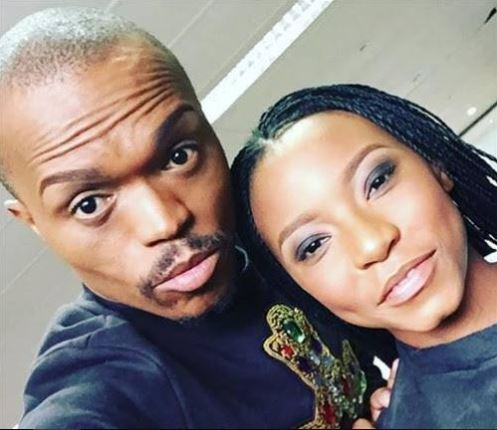 Somizi And Daughter Bahumi Show Off Outfits