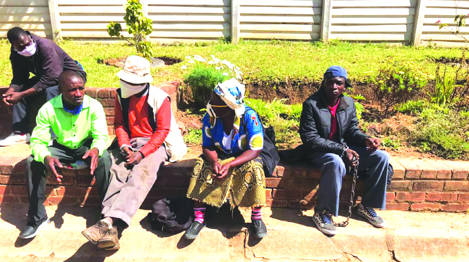 Zimunya Family In Despair