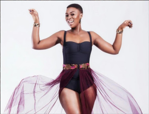 The Fergusons Spoil The Queen Actress Brenda Ngxoli With Her Own Private Dressing Room - iharare.com