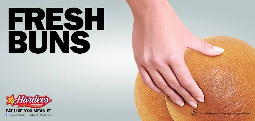 PICS: 'Naughty' Adverts That Show How The Food Industry Uses Se_xually Suggestive Campaigns