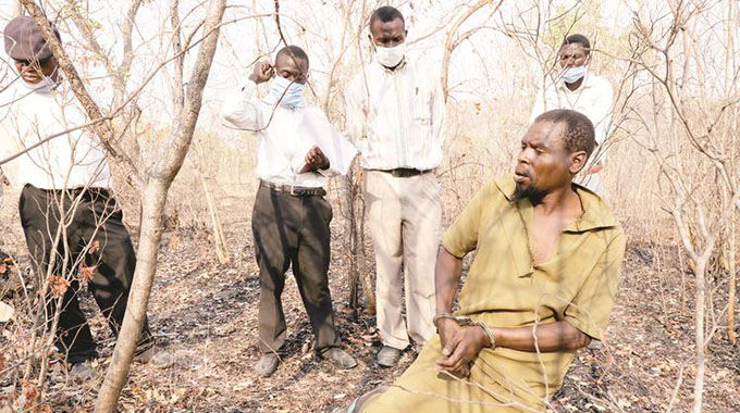 Prophet Sello Promises To Solve The Murehwa Ritual Killing Mystery-iHarare