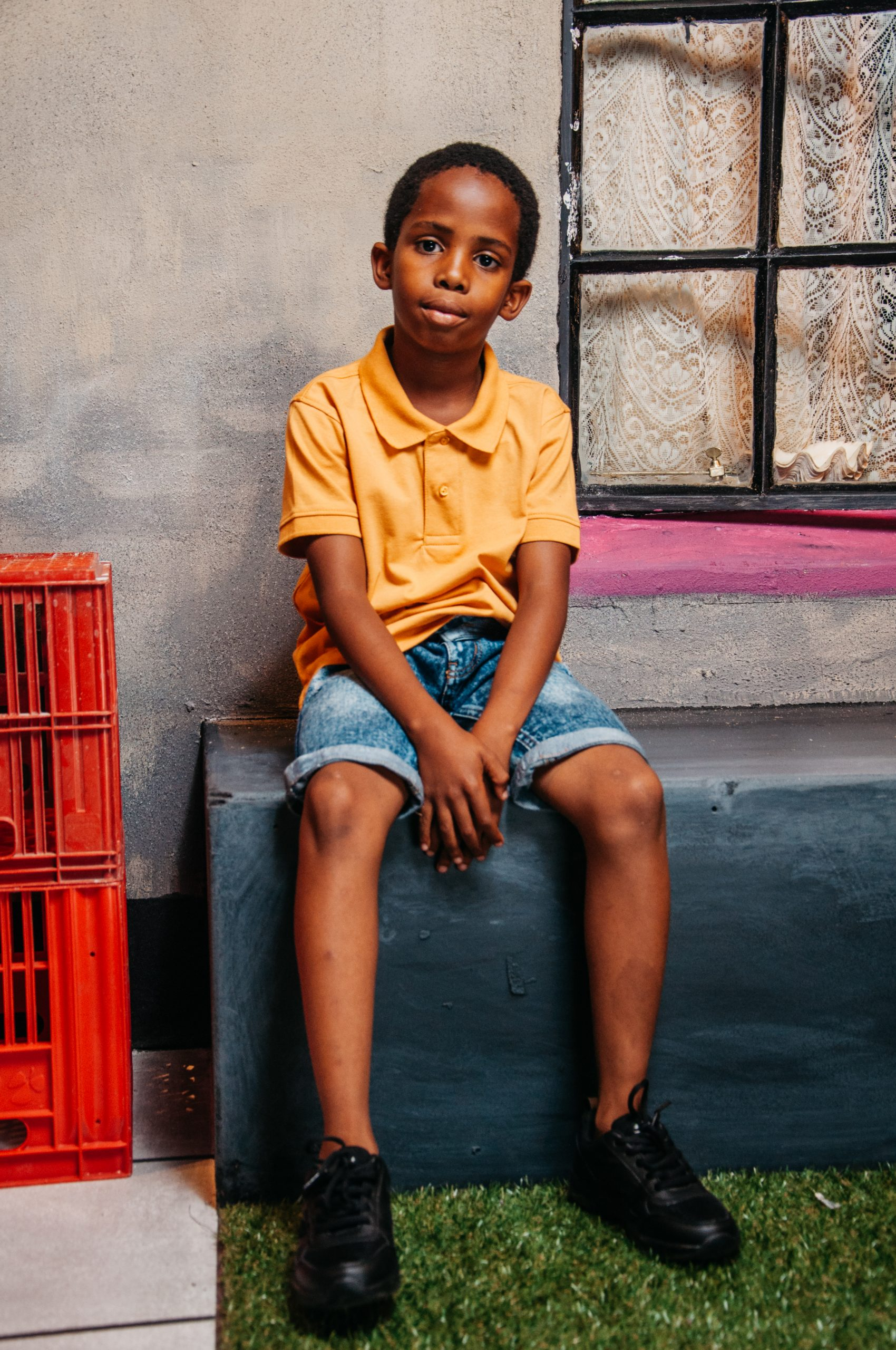 Litlhonolofatso Litlhakanyane - Top 10 Best Youngest Actors In South Africa