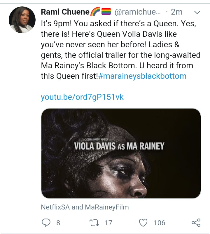 Tgom Teases Return to The Queen