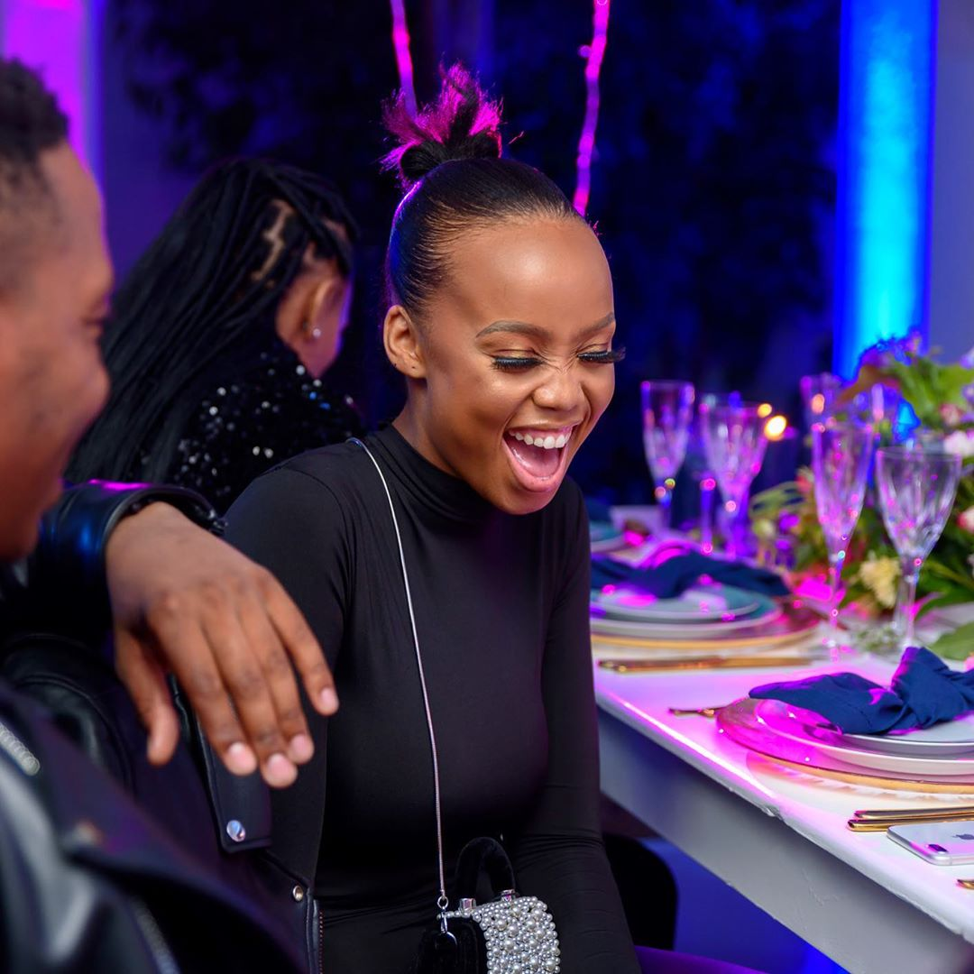 Is Mpho From The Queen Getting Married?