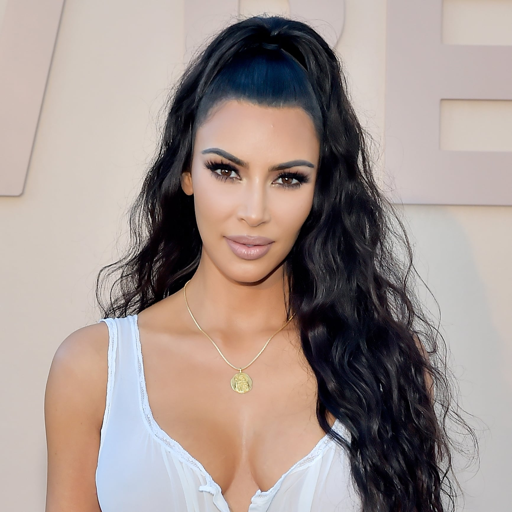 Kim Kardashian says people warned her not to work with Donald Trump