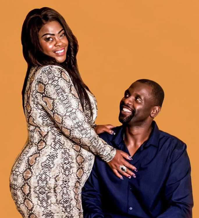 Uzalo Dawn Thandeka King Pregnant?...Fans Speculate On Picture