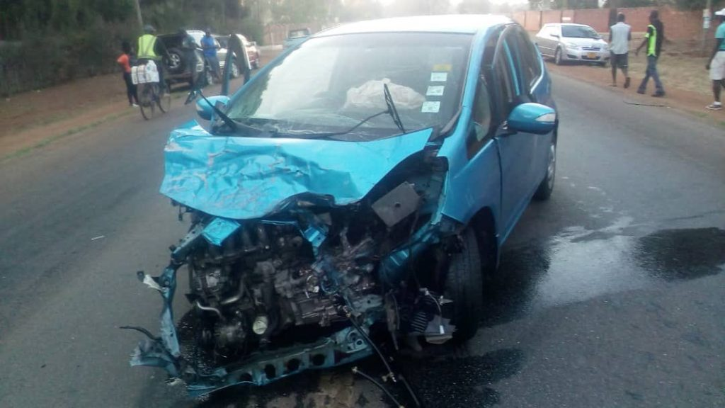 Rolls Royce Safety Questioned In Ginimbi Horror Car Crash as No passengers survived