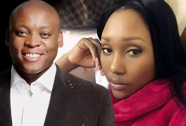 Zoe Mthiyane Suffers Emotional Breakdown After Break Up With Rapulana Seiphemo