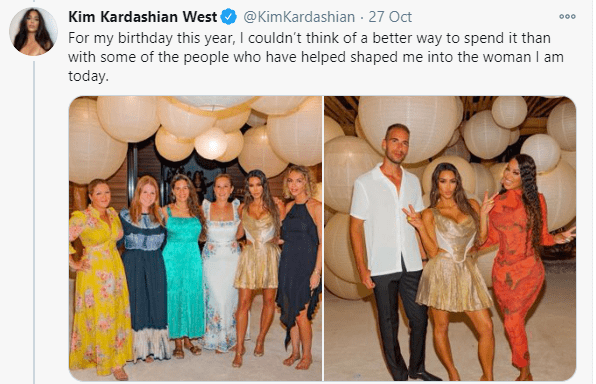 Khloé Kardashian Just Responded to Backlash Over Kim Kardashian's 40th Birthday Party