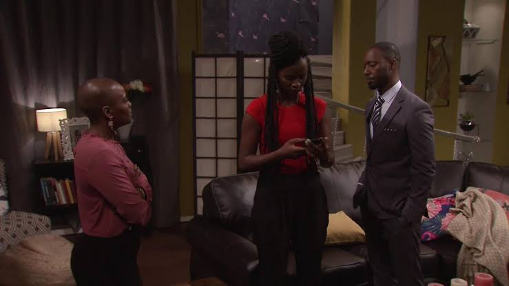 Muvhango's Imani Finds Herself Unlucky When It Comes To Love