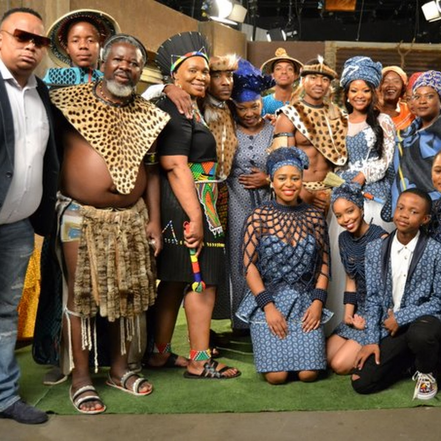 Rhythm City Actors Say They Were Lied To And Called To Celebrate Ratings Going Up The Day They Were Axed By eTV - iHarare News